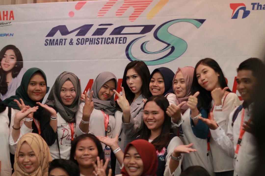 Yamaha-Isyana Sapa Kota Palembang