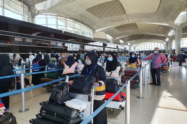 74 WNI di Yordania Jalani Repatriasi Mandiri Tahap II