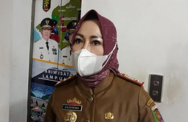 749 Desa di Lampung Blank Spot