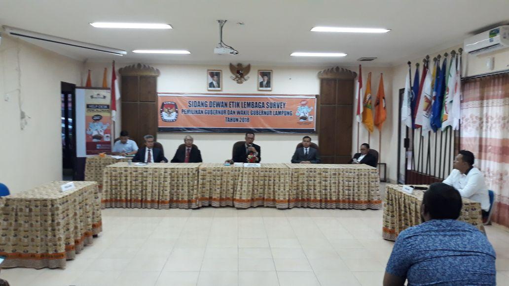 Direktur Rakata Mangkir Lagi, Dewan Etik Putuskan Hasil 14 Mei