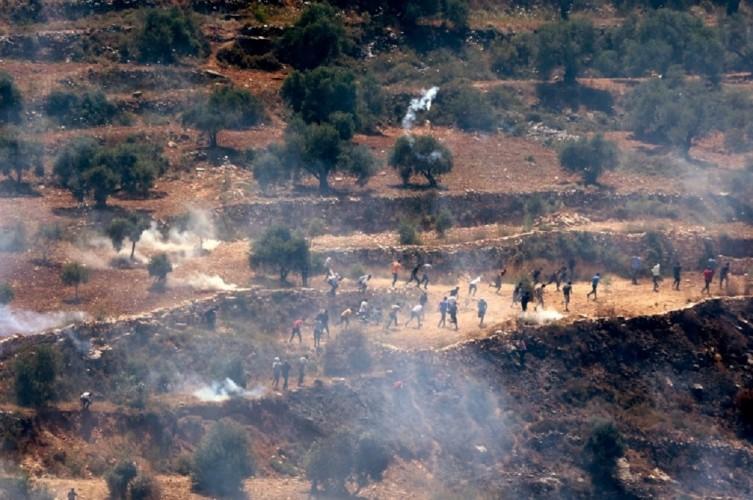 75 Warga Palestina Terluka dalam Bentrokan di Tepi Barat