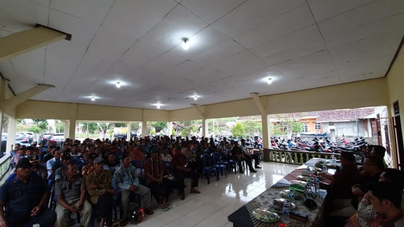 750 Petani Terima KUR Bank Lampung