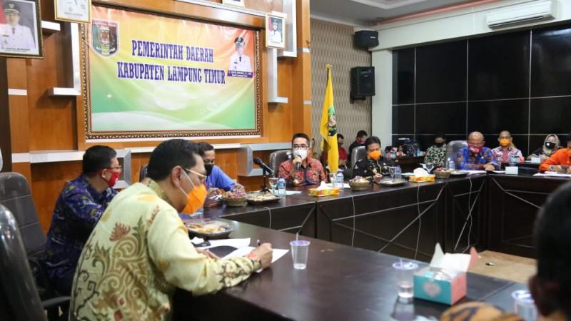 77.737 KPM di Lamtim akan Terima Bantuan Pangan Tahap II