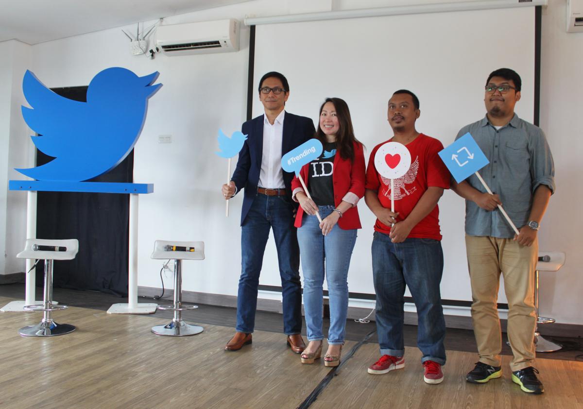 10 Akun dengan Pengikut Terbanyak di Twitter Indonesia
