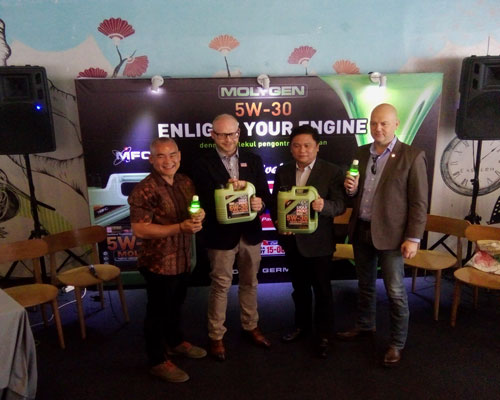 Liqui Moly Gandeng Shop & Drive Pasarkan Produk Oli Terbaru