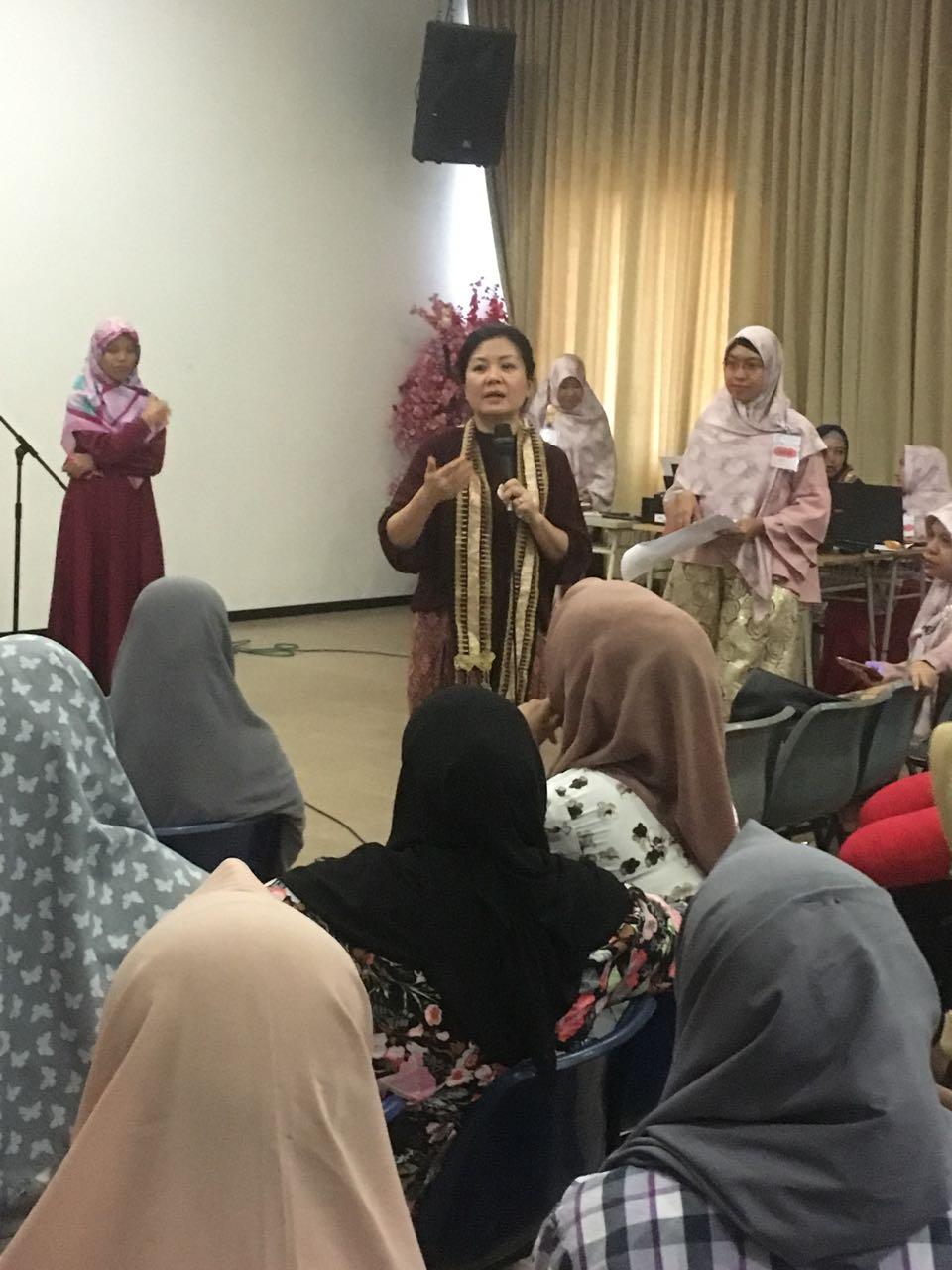Seminar Kesehatan Kupas Rahasia Sehat pada Makanan