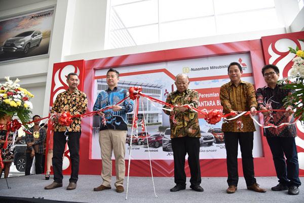 Perkuat Jaringan Diler, Mitsubishi Resmikan Diler Ke-92 di Indonesia