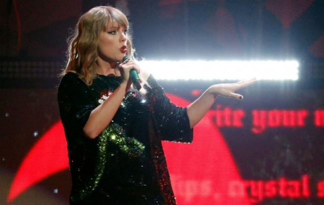 Taylor Swift Rilis 43 Lagu Favoritnya di Spotify