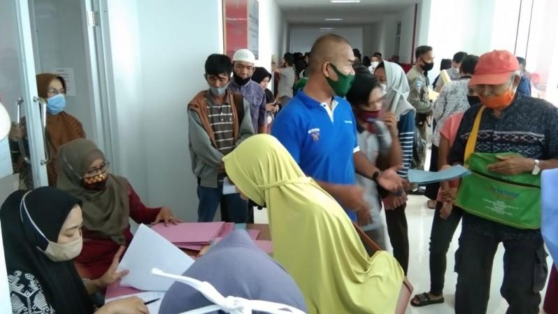 8.408 Data UMKM Calon Penerima Banpres di Bandar Lampung Dikirim ke Pusat