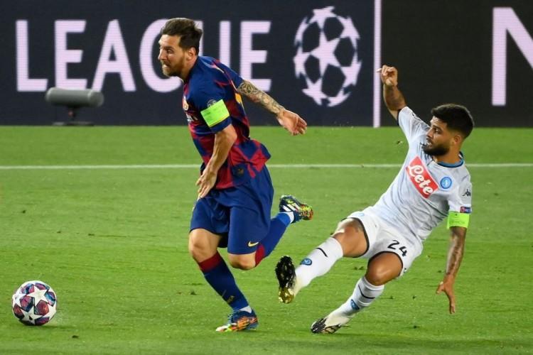 8 Fakta Menarik Dibalik Kemenangan Barcelona atas Napoli