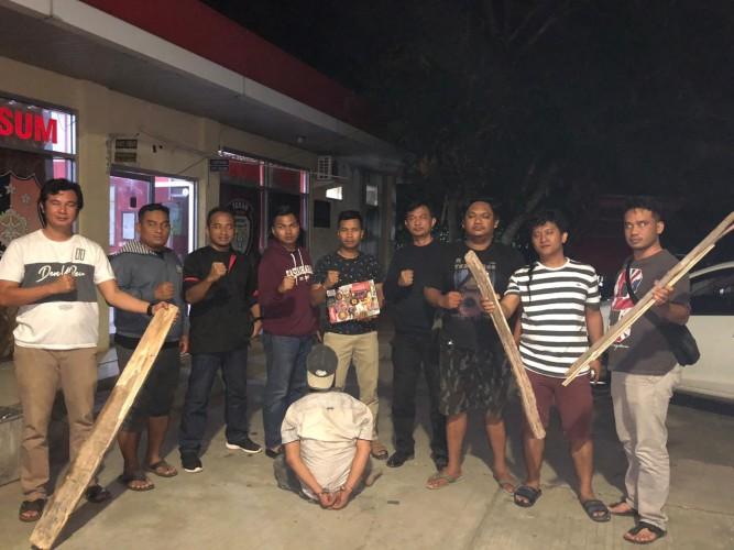 8 Kawanan Perampok Beraksi di Jalan Tol, 1 Ditangkap