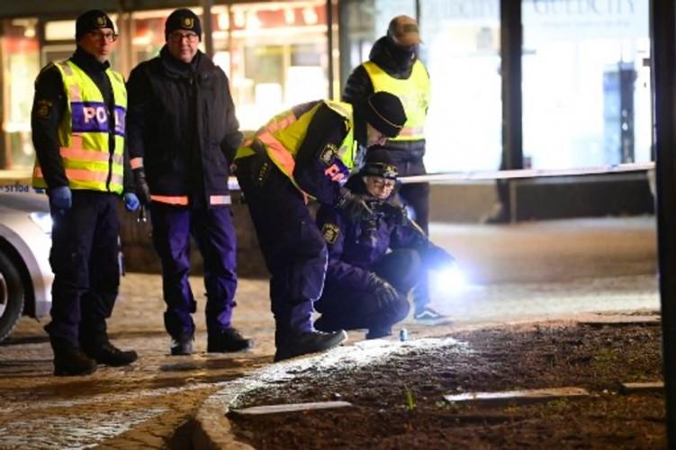 8 Orang Terluka dalam Penikaman di Swedia