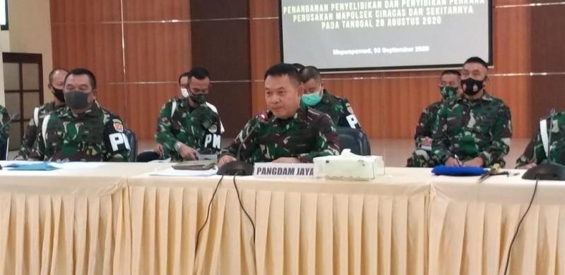 80 Pati TNI Dimutasi, Mayjen Dudung Promosi Jadi Pangkostrad