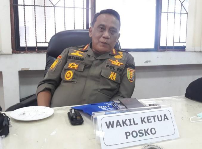 802 Personel Pol-PP Kawal Protokol Kesehatan saat Libur Panjang