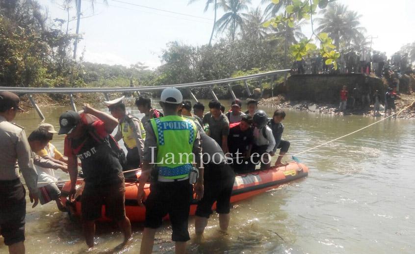 PJN Wilayah II Lampung akan Pasang Jembatan Bailey di Jalinbar
