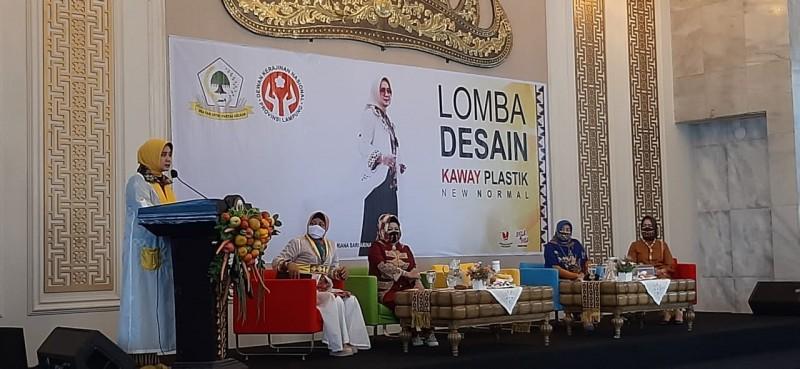 82 Peserta Ikut Lomba Desain Kaway Plastik New Normal