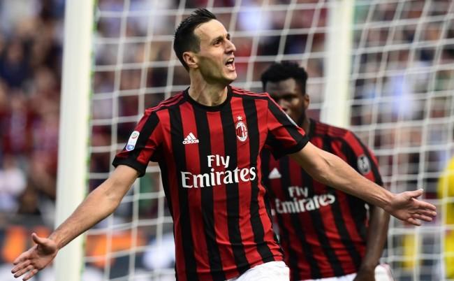 Dwigol Kalinic Bawa Milan Kandaskan Udinese