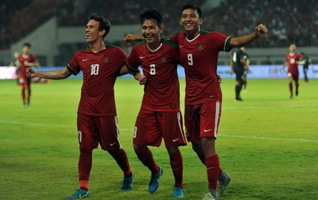 Timnas U-19 Bungkam Thailand 3-0