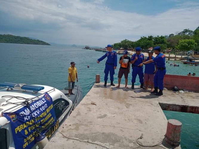 84 Personel dan 20 Kapal Amankan Objek Wisata Pesisir