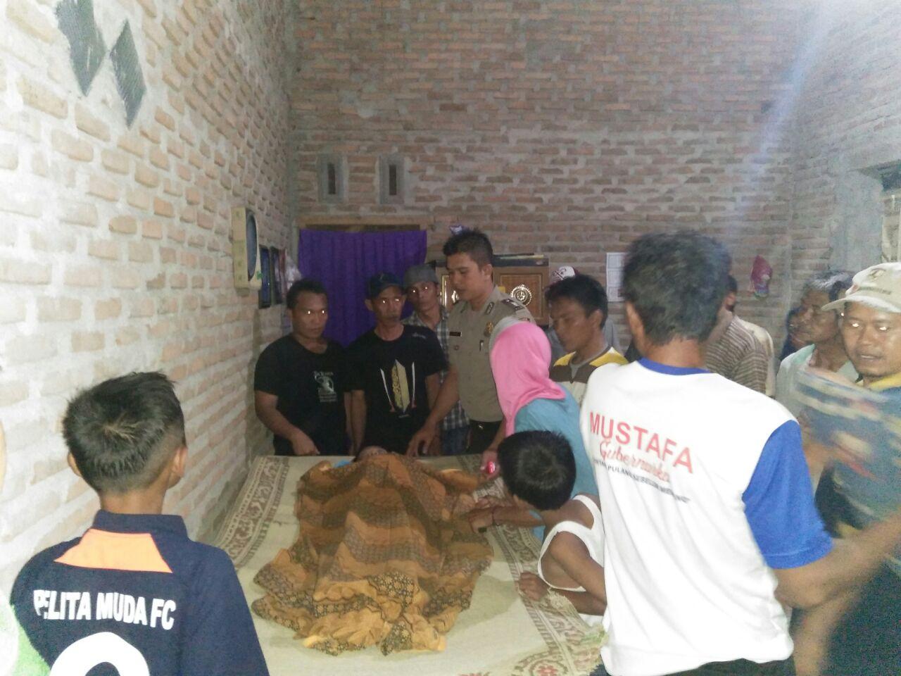 Dua Jam Hilang Terseret Arus Sungai Way Semaka, Bocah 9 Tahun Ditemukan Tewas