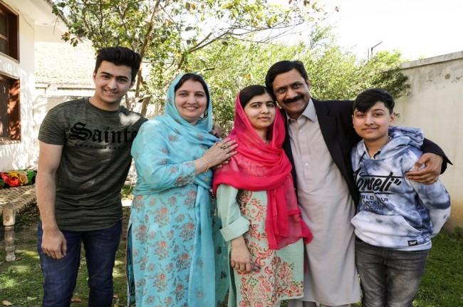 Malala Lebih Senang Pulang Kampung ketimbang Dapat Nobel
