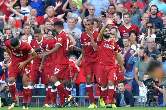 Liverpool Cukur Arsenal 4-0