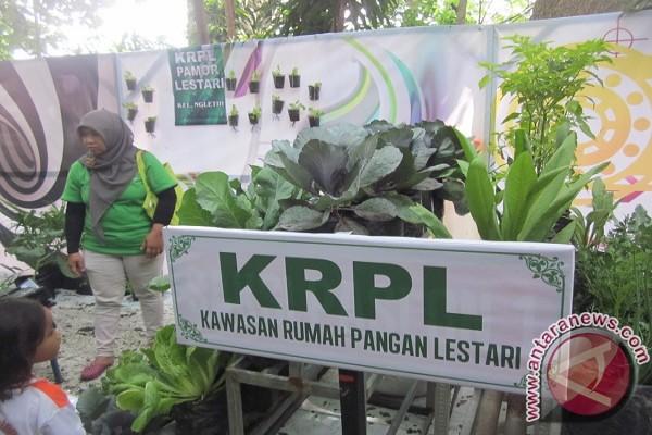 KRPL Lampung Turunkan Angka Gizi Buruk