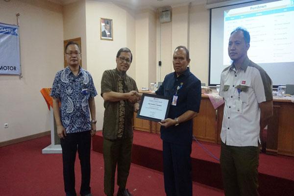 Daihatsu Gelar Pelatihan untuk Guru SMK di Jakarta