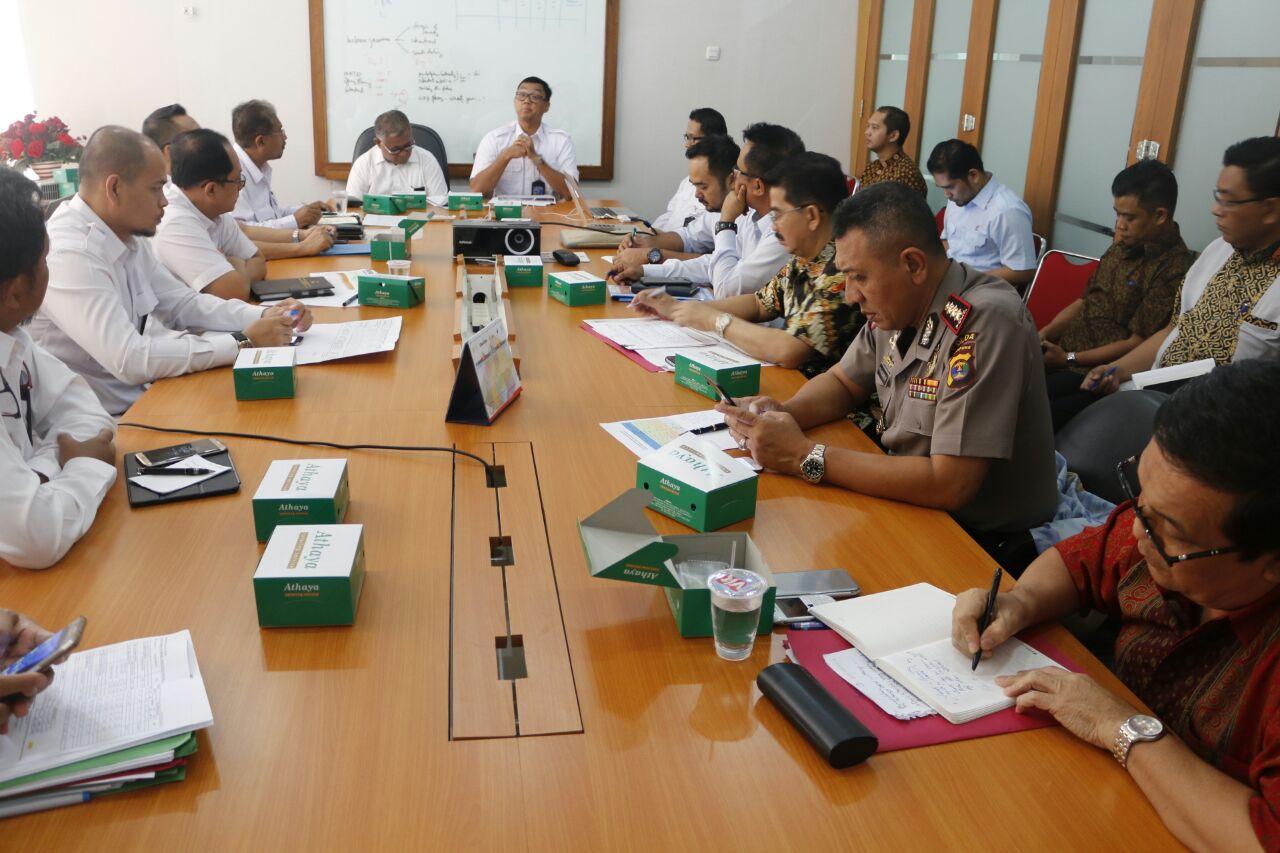 Puji Pemprov Lampung, Pusat Minta Dua Perusahaan Percepat JTTS