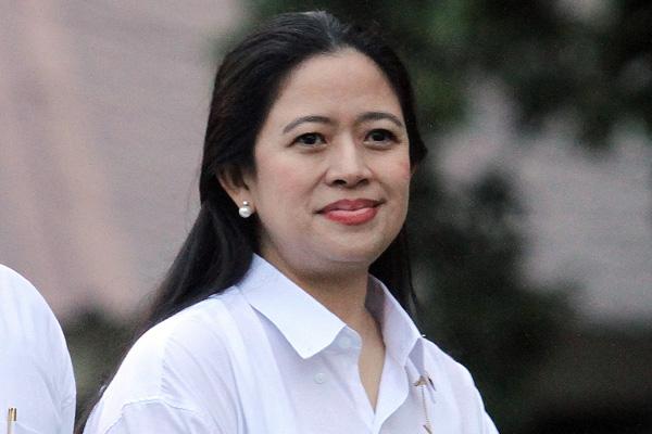 Menteri Puan Akui Gubernur Ridho Setia Kawan
