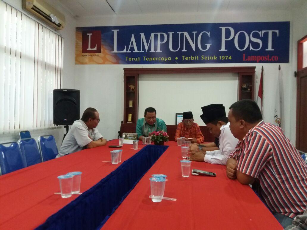 NU Lampung Intensif Persiapkan Peringatan HSN III dan Pra-Munas