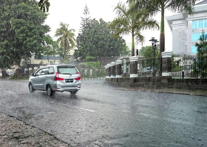 Hari Ini, Lampung Berpotensi Hujan di Sejumlah Daerah