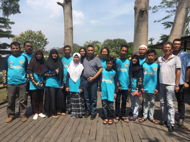 9 Pecatur Lampung Berlaga di Kejurnas Ambon