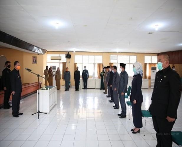 9 Pejabat Pemprov Lampung Dirombak