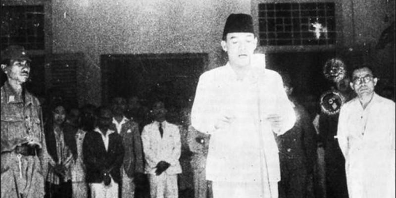 9 Ramadan: 78 Tahun Lalu Indonesia Merdeka