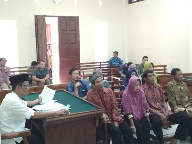 9 Saksi Dihadirkan di Sidang Kasus Pungli Ganti Rugi Tol Desa Kekiling