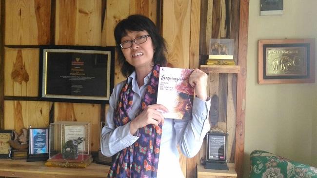 Karina Lin Gelar Diskusi dan Bedah Buku
