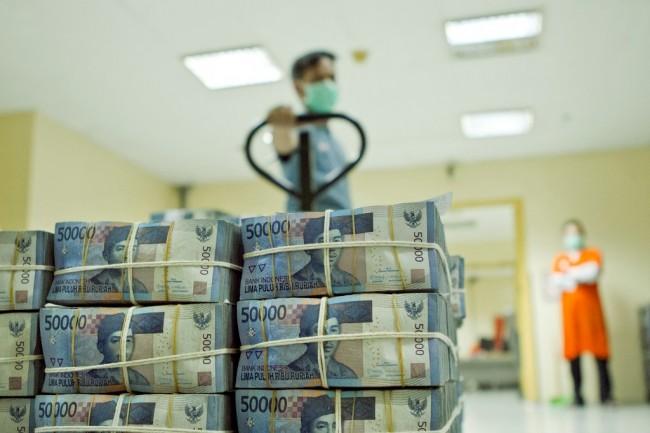 Tiga Tahun, Utang Pemerintah Tambah Rp1.160 Triliun