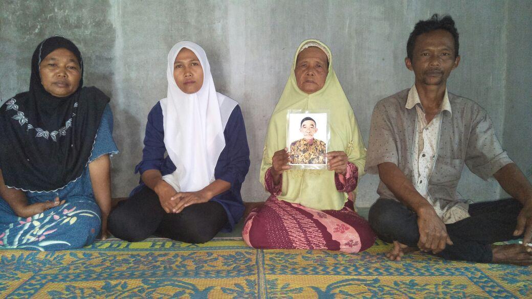 Keluarga Jamaah Haji asal Tuba yang Hilang di Mekah Minta Perhatian Pemerintah