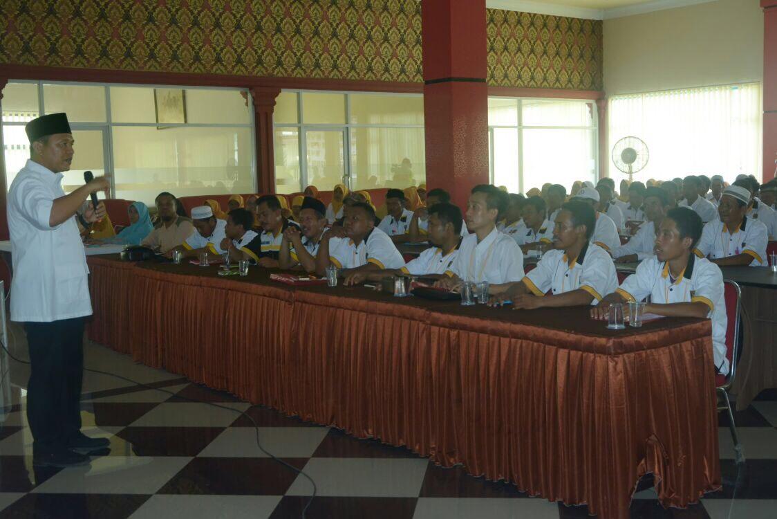 Mustafa Isi Sekolah Kepemimpinan Partai BPKS