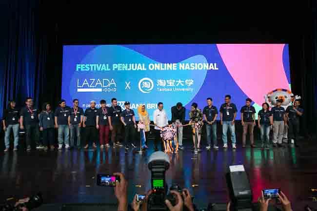 Rayakan HUT ke-6, Lazada Gelar Festival Penjual Online