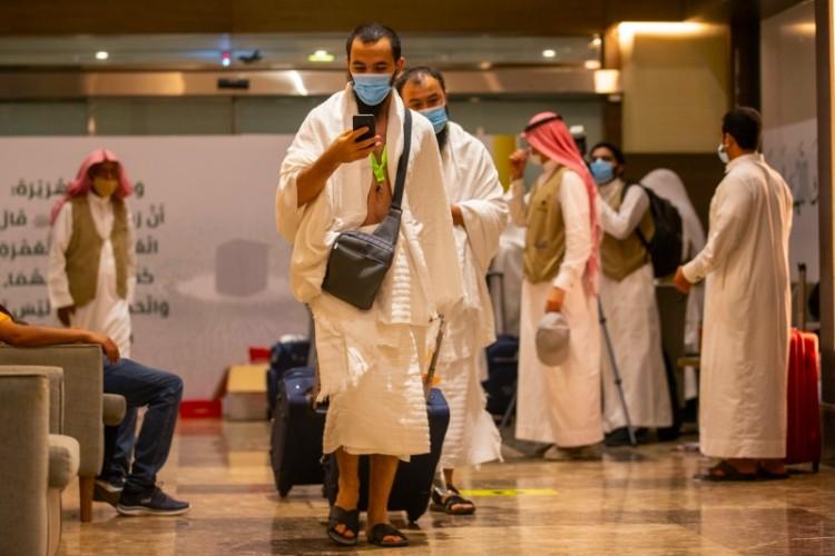 936 Orang Ditangkap akibat Masuk ke Mekkah Tanpa Izin