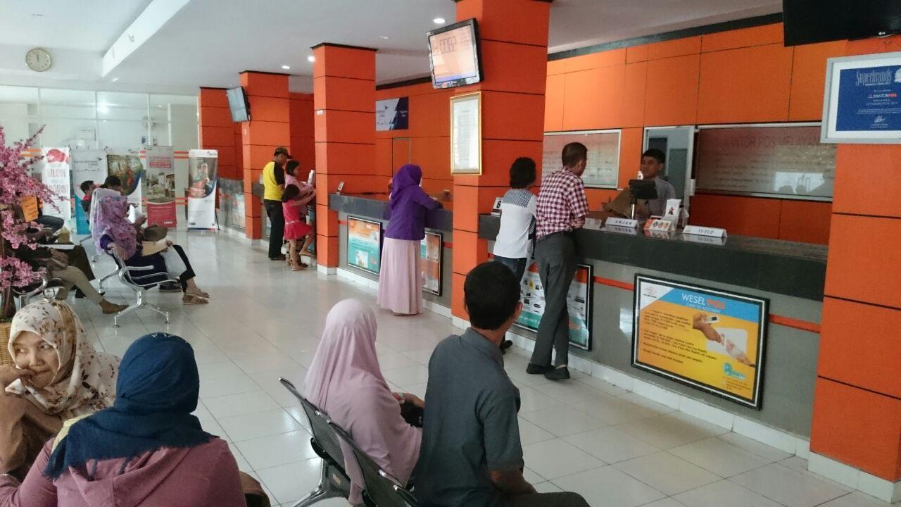 Dengan Program Oranger, untuk Mengirim Barang Konsumen Tak Perlu Datang ke Kantor POS