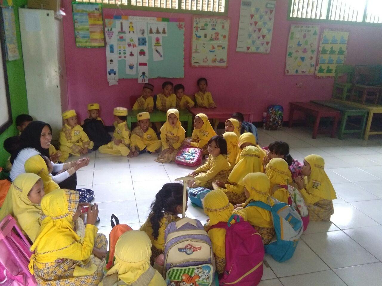 TK Al-Azhar 6 Terapkan Metode Pembelajaran PAIKEM