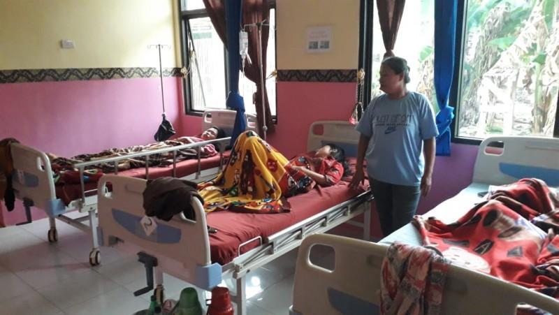 97 Warga Keracunan Massal di Mesuji