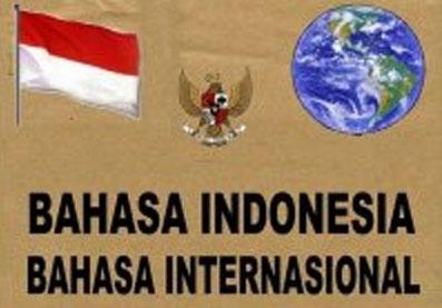 Meretas Jalan Internasional Bahasa Indonesia