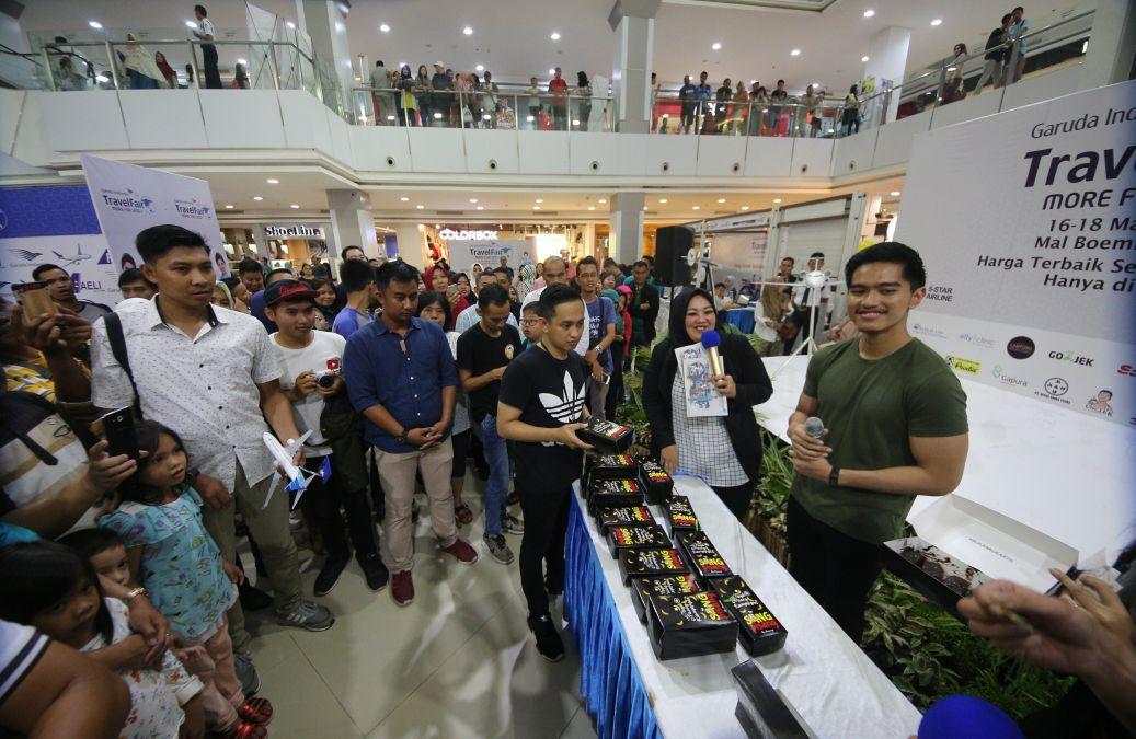 Ini Alasan Kaesang Buka Outlet di Lampung