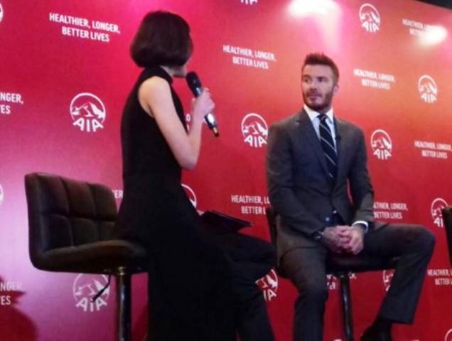 David Beckham Antara Karier dan Keluarga