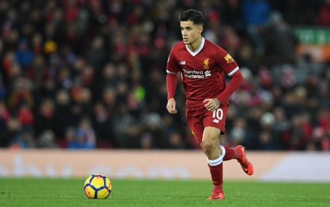 Liverpool Bersedia Lepas Coutinho ke Barcelona Hingga Akhir Musim