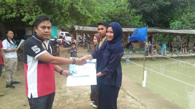 Meriah, Lomba Menulis Berita PWI Lampung Utara